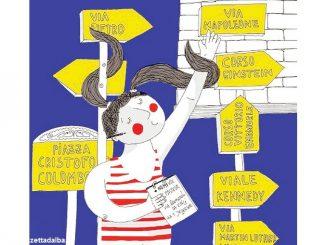 A Cortemilia la toponomastica è donna