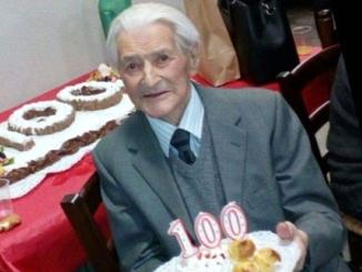 Lutto a Canale per la morte del centenario Antonio Gatto