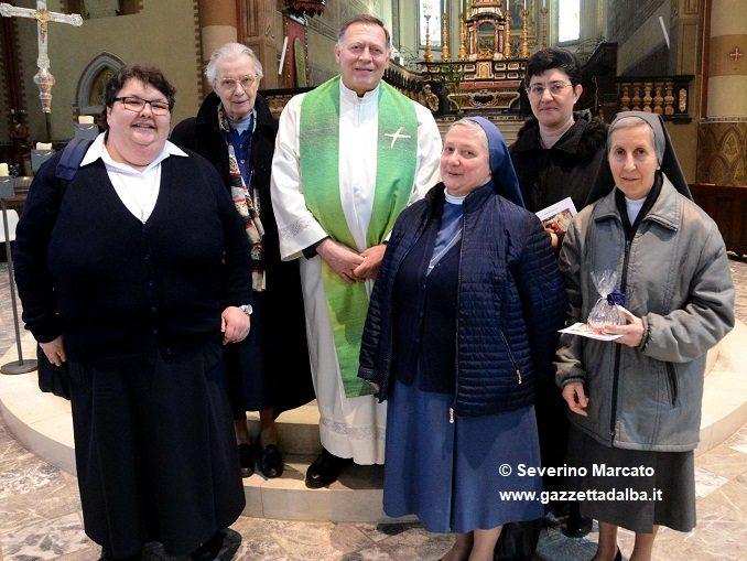 Il Vescovo nomina i nuovi Vicario per la vita religiosa e responsabile ufficio famiglia 3