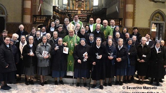 Il Vescovo nomina i nuovi Vicario per la vita religiosa e responsabile ufficio famiglia 1