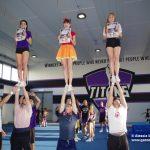 Alba Cheer: le immagini più belle dell'Open gym di Carnevale