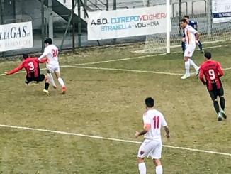 Calcio: continua la maledizione del Bra nei minuti finali