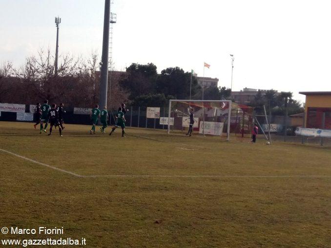 Calcio, Serie D: sofferta vittoria del Bra