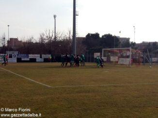 Calcio, Serie D: sofferta vittoria del Bra 1