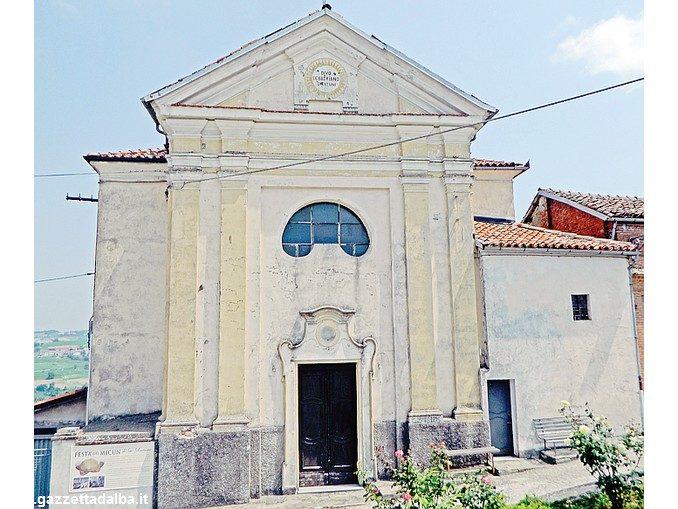 Sarà restaurata la facciata di San Sebastiano