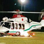 Incidente frontale tra una ambulanza e un'auto a Mussotto