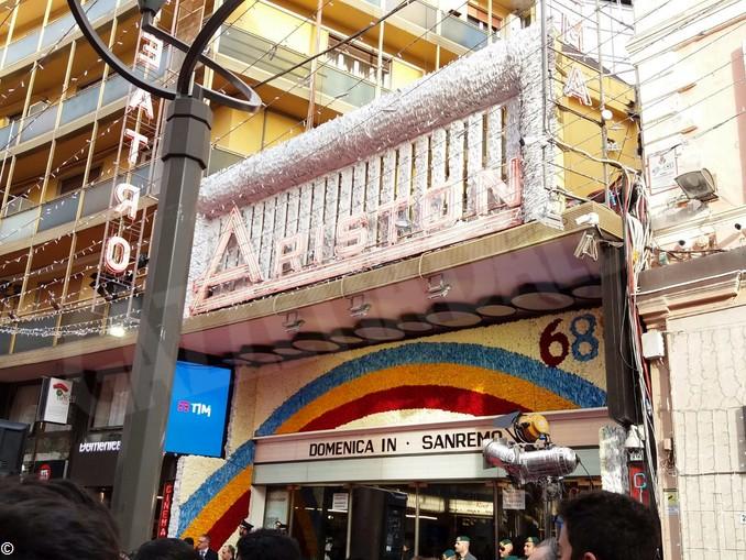 festival sanremo teatro ariston 2