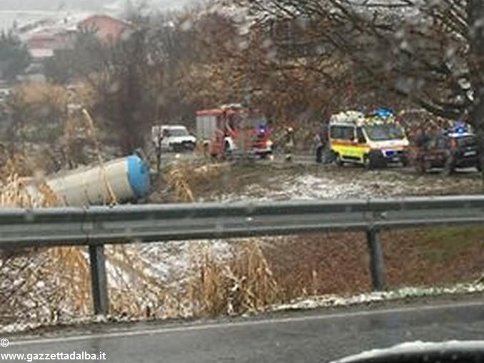 incidente camion 2