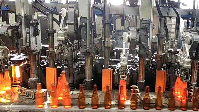 Commesse da 7 milioni per la Bottero di Cuneo specializzata in macchinari per vetrerie