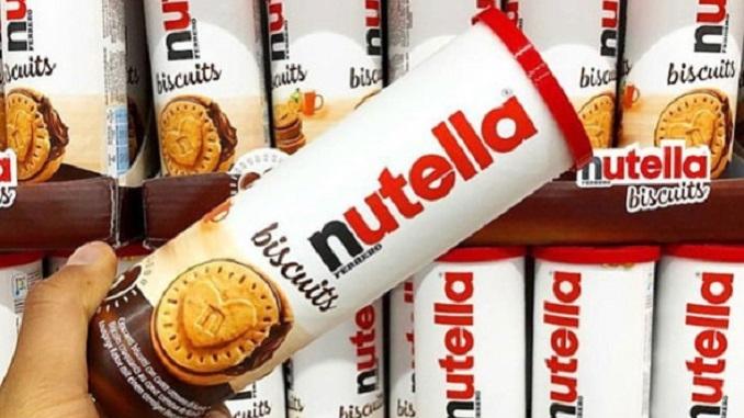 """I""""Nutella Biscuits"""" potrebbero arrivare presto in Italia"""