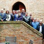 Diplomati al castello di Grinzane i nuovi assaggiatori di formaggi