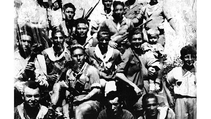 Diario di guerra di Orlando, partigiano della Romagna a Cherasco