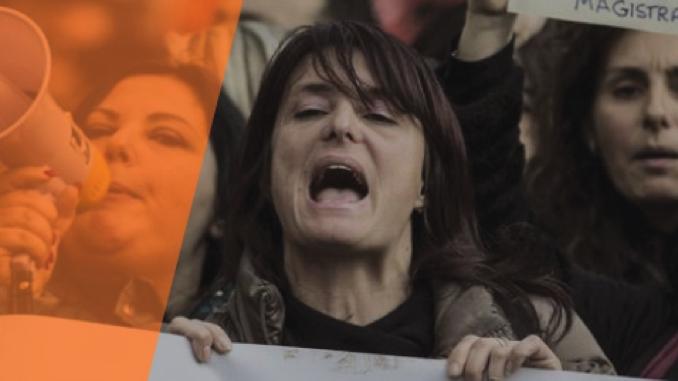 Venerdì 23 febbraio: protesta degli insegnanti diplomati a Roma