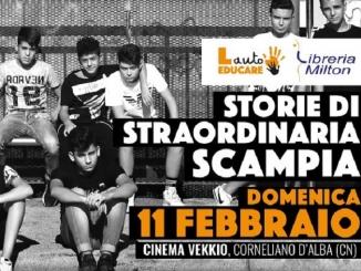 Lo scrittore e libraio di Scampia ospite al Cinema Vekkio