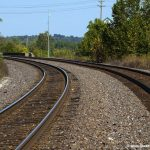 È deragliato un treno sulla Torino-Savona, vicino a Trinità