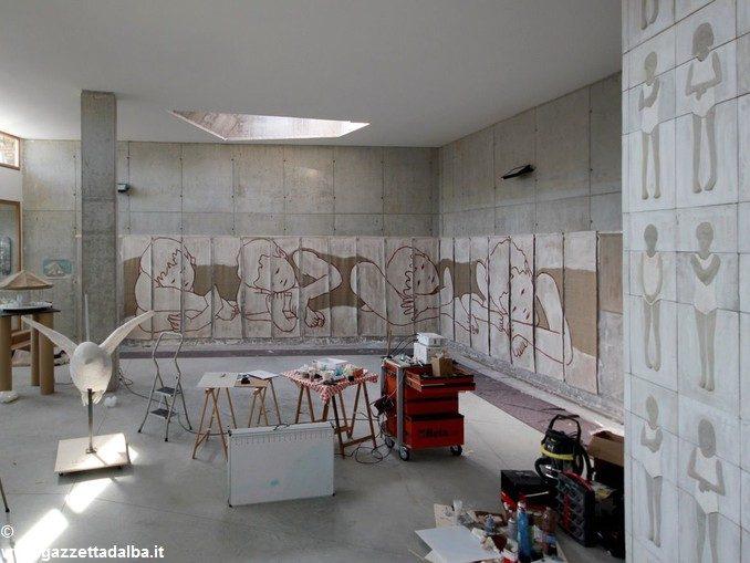 Opere di Valerio Berruti e del progetto Italia bellissima esposte a Los Angeles 1