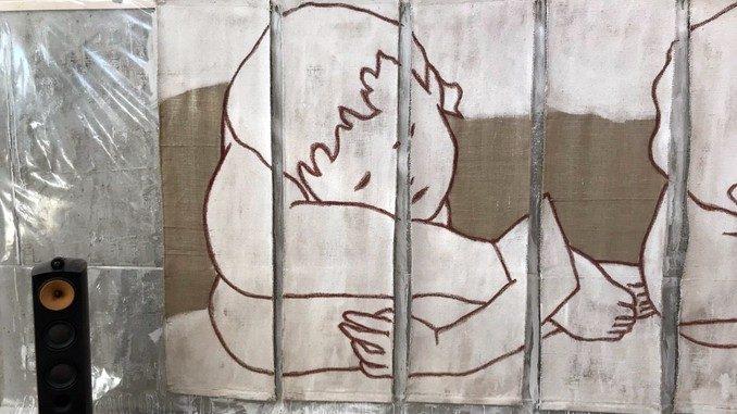 Opere di Valerio Berruti e del progetto Italia bellissima esposte a Los Angeles