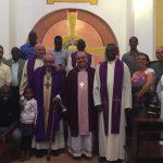 Il Vescovo ha iniziato il viaggio missionario a Marsabit in Kenya