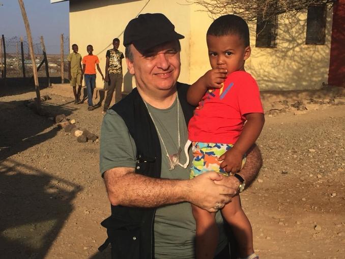 Il racconto del quinto giorno del viaggio pastorale del Vescovo in Kenya