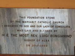 Il racconto del sesto giorno del viaggio pastorale del Vescovo in Kenya