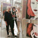 Da venerdì 2 a domenica 18 marzo, con Women art Bra l'arte è in rosa