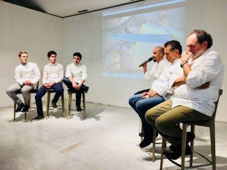 Presentata la squadra italia