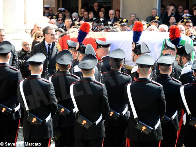 Alessandro Borlengo funerale 2