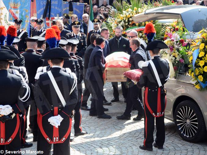 Alessandro Borlengo funerale 5