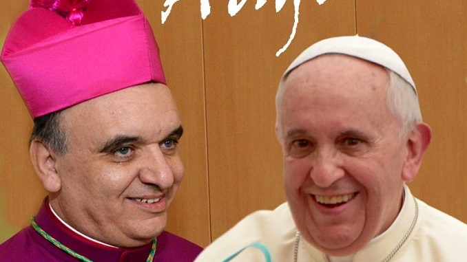 13 marzo: una data che lega papa Francesco al vescovo Marco Brunetti
