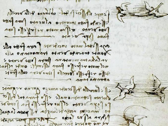 Codice-del-Volo-Leonardo-Da-Vinci