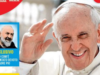 Speciale di Famiglia Cristiana e Credere per i cinque anni di pontificato di papa Francesco