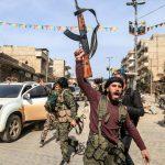 Mobilitazione ad Alba in difesa di Afrin, la città curda espugnata dalla Turchia in Siria