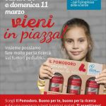 Fondazione Umberto Veronesi in piazza ad Alba per raccogliere fondi