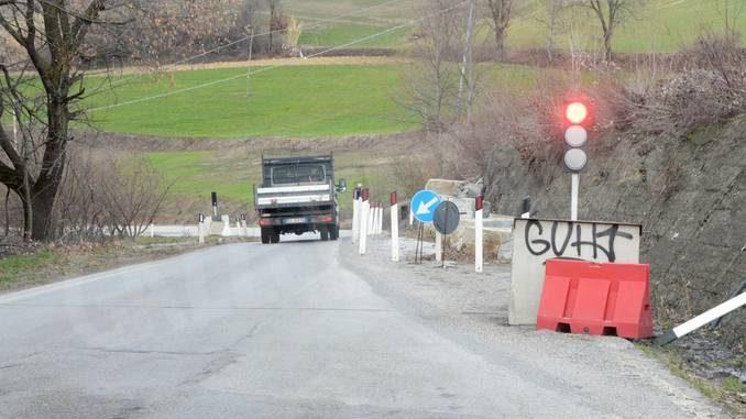 Passa il Giro d'Italia: addio alle frane