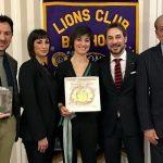 """Il Lions club """"Bra Host"""" ha presentato il romanzo di Gian Maria Aliberti Gerbotto"""
