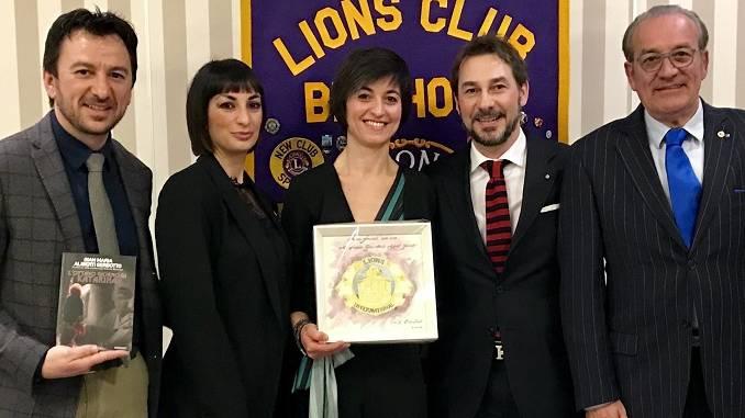 """Giovedì sera al Lions club """"Bra Host"""" presentato il romanzo di Gian Maria Aliberti Gerbotto"""