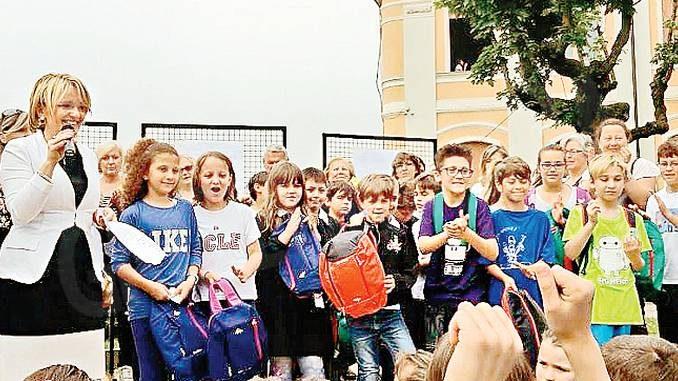 Il Comune e gli alunni difendono l'ambiente