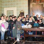 Il Municipio di Alba senza segreti per moltissimi alunni delle elementari