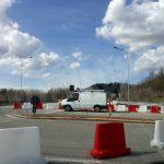 Giorni di traffico intenso a Montà a causa dei lavori sulla provinciale 929