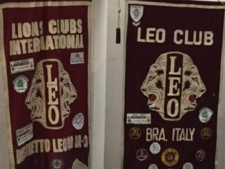 Giornata di lavori a Bra per i giovani del Leo Club