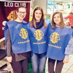 La colletta alimentare del Leo club ha riempito il magazzino della Caritas