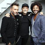 Il trio Max Pezzali, Francesco Renga e Nek il 30 giugno a Barolo per Collisioni