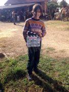 Il giovane attore di Guarene, Nicola Soave, su Rai uno in prima serata 1