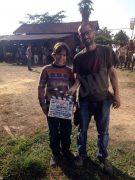 Il giovane attore di Guarene, Nicola Soave, su Rai uno in prima serata 3