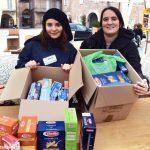 Da Alba in dono 15 quintali di cibo a Operazione Mato grosso