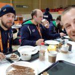 Paolo Priolo, atleta di Monteu Roero, ai Giochi paralimpici in Corea