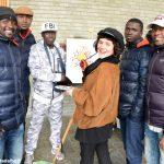 Piazzetta Migrante: l'incontro diventa musica. Ecco le foto della giornata