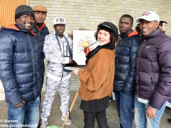 Piazzetta Migrante sabato 10 marzo (1)