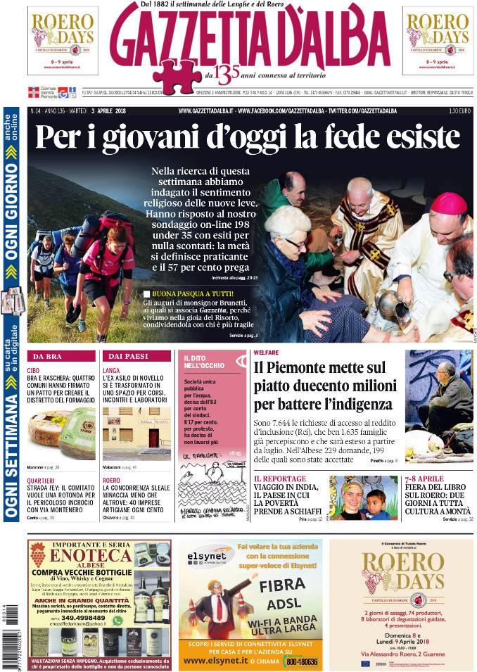 Prima_pagina_Gazzetta_dAlba_n_14-2018
