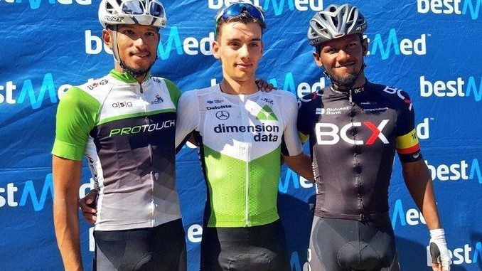 In Sudafrica prima vittoria stagionale per Matteo Sobrero!